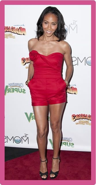 Jada Pinkett Smith Measurements
