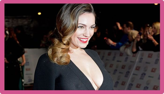 Kelly Brook Measurements