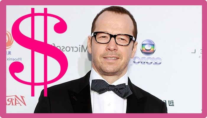 Donni Wahlberg Net Worth