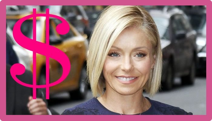 Kelly Ripa Net Worth