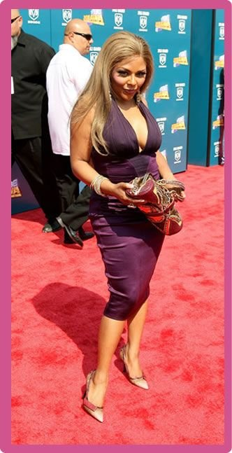 Lil Kim Body Statistics Measurements
