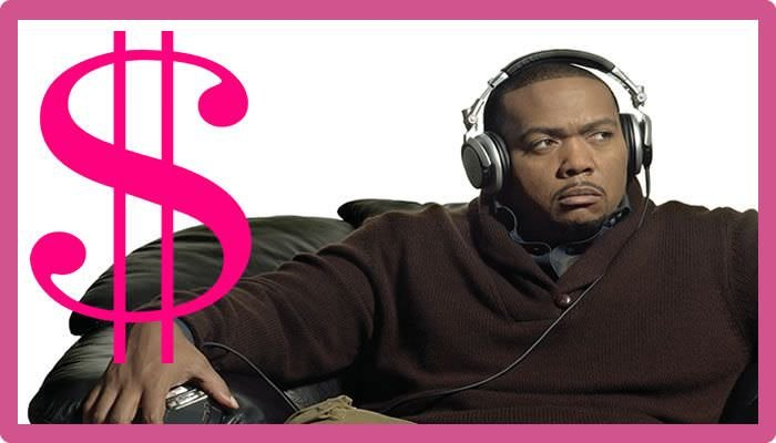Timbaland Net Worth